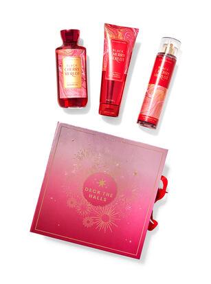 Black Cherry Merlot Gift Box Set