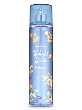 Twilight Woods Fine Fragrance Mist - Bath And Body Works
