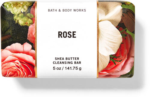 Rose Shea Butter Cleansing Bar