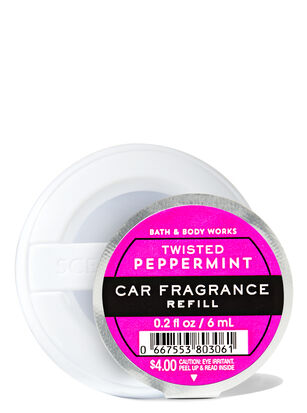 Twisted Peppermint Car Fragrance Refill