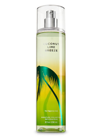 Coconut Lime Breeze Fine Fragrance Mist