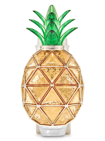 Glassy Pineapple Nightlight Wallflowers Fragrance Plug