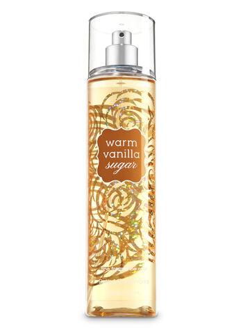 Signature Collection Warm Vanilla Sugar Fine Fragrance Mist - Bath And Body Works