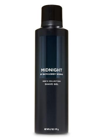 Midnight Shave Gel - Bath And Body Works
