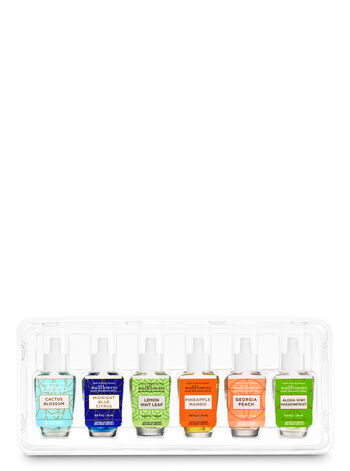 Fresh & Fruity Wallflowers Refills, 6-Pack