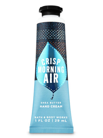 Crisp Morning Air Hand Cream - Bath And Body Works