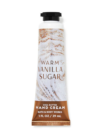 Warm Vanilla Sugar Hand Cream