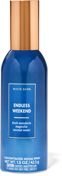 Endless Weekend Concentrated Room Spray