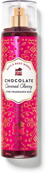 Chocolate Covered Cherry Fine Fragrance Mist