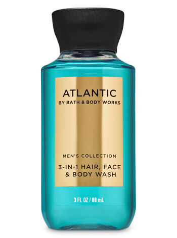 Atlantic Travel Size Shower Gel - Bath And Body Works