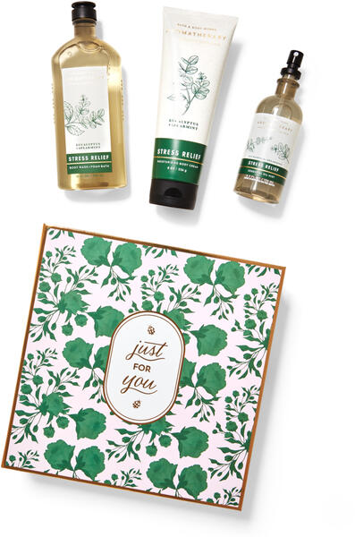 Eucalyptus Spearmint Gift Box Set
