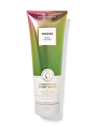 Waikiki Beach Coconut Moisturizing Body Wash