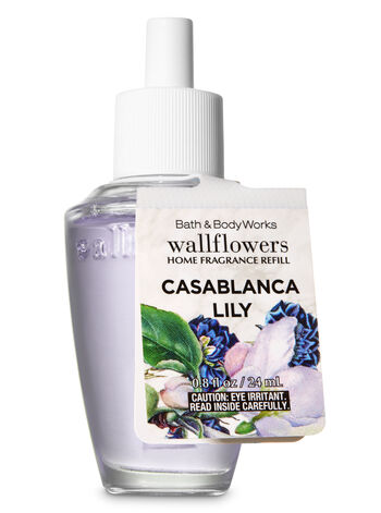 Casablanca Lily Wallflowers Fragrance Refill - Bath And Body Works