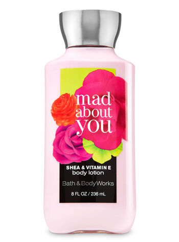 Signature Collection Mad About You Body Lotion - Bath And Body Works