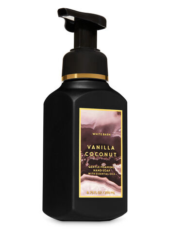 Vanilla Coconut Gentle Foaming Hand Soap - Bath And Body Works
