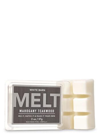 Mahogany Teakwood Fragrance Melt - Bath And Body Works