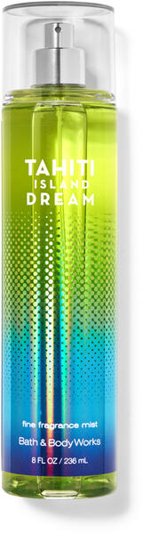 Tahiti Island Dream Fine Fragrance Mist