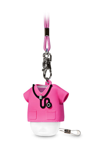 Pink Medical Field PocketBac Holder - Bath And Body Works