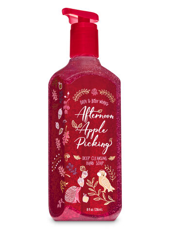 Afternoon Apple Picking Deep Cleansing Hand Soap - Bath And Body Works