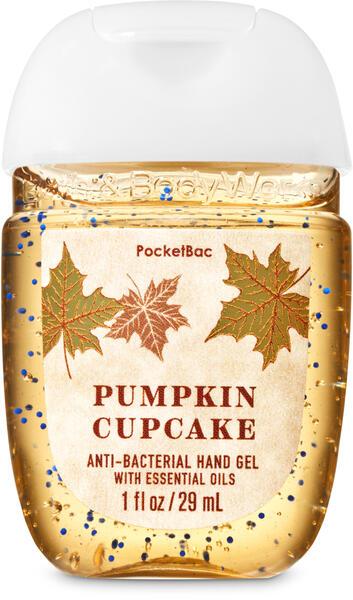 Pumpkin Cupcake PocketBac Hand Sanitizer