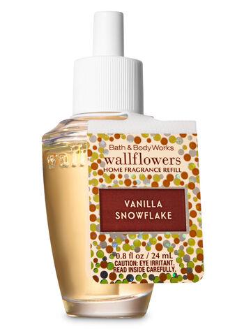 Vanilla Snowflake Wallflowers Fragrance Refill - Bath And Body Works