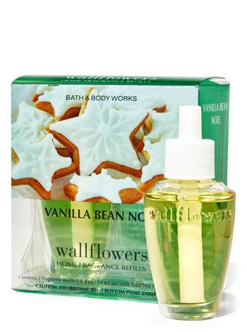 Vanilla Bean Noel Wallflowers Refills, 2-Pack