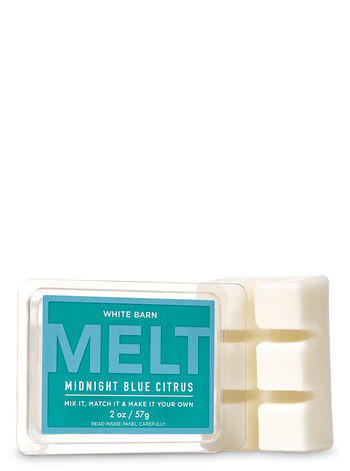 Midnight Blue Citrus Fragrance Melt - Bath And Body Works