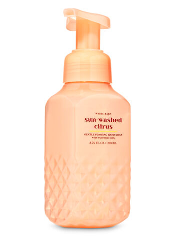 Sun-Washed Citrus Gentle Foaming Hand Soap - Bath And Body Works