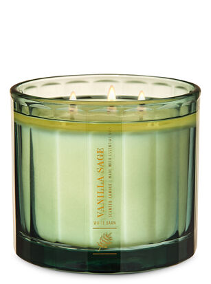 Vanilla Sage 3-Wick Candle