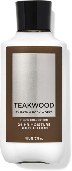 Teakwood Body Lotion