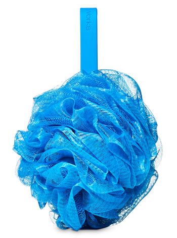 Dark Blue Loofah