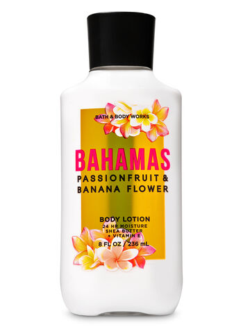 Bahamas Passionfruit & Banana Flower Super Smooth Body Lotion - Bath And Body Works