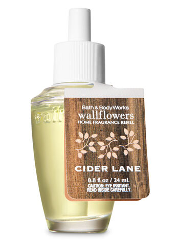 Cider Lane Wallflowers Fragrance Refill - Bath And Body Works