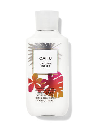 Oahu Coconut Sunset Super Smooth Body Lotion