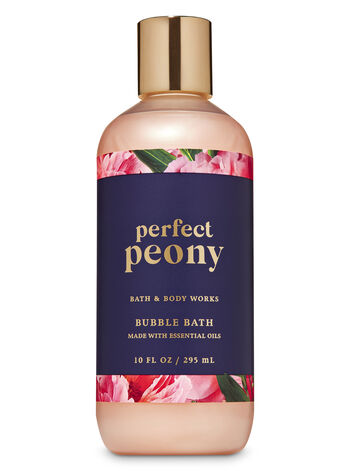Perfect Peony Bubble Bath - Bath And Body Works