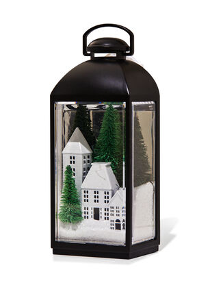 Winter Lantern Scene Nightlight Wallflowers Fragrance Plug