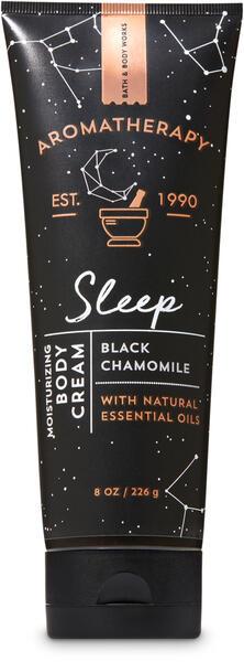 Black Chamomile Body Cream