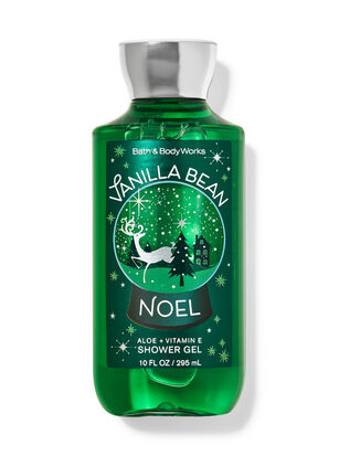Vanilla Bean Noel Shower Gel