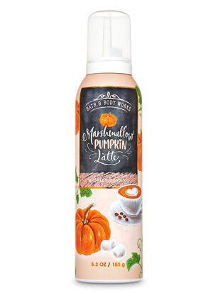 Marshmallow Pumpkin Latte Whipped Body Mousse