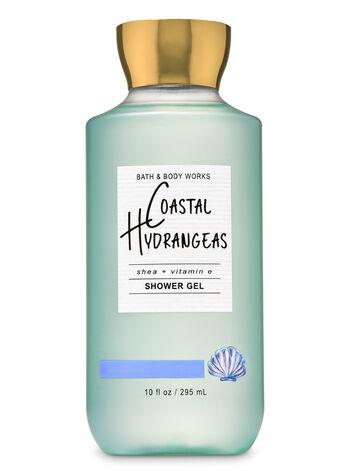 Coastal Hydrangeas Shower Gel - Bath And Body Works