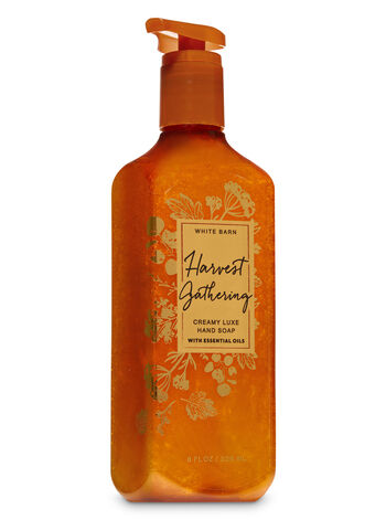 Harvest Gathering Creamy Luxe Hand Soap - Bath And Body Works