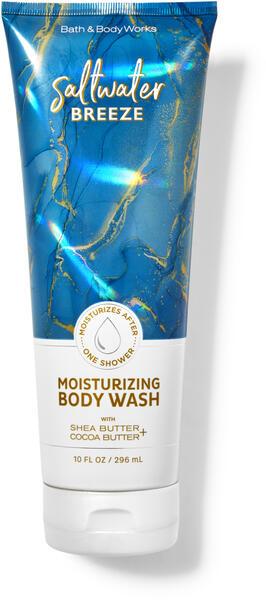 Saltwater Breeze Moisturizing Body Wash