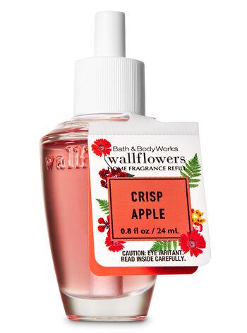 Crisp Apple Wallflowers Fragrance Refill - Bath And Body Works