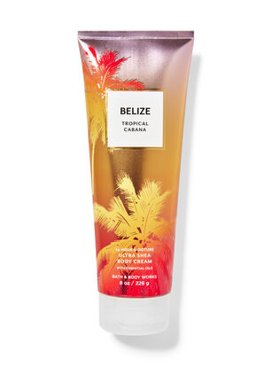 Belize Tropical Cabana Ultra Shea Body Cream