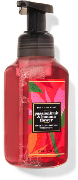 Passionfruit & Banana Flower Gentle Foaming Hand Soap