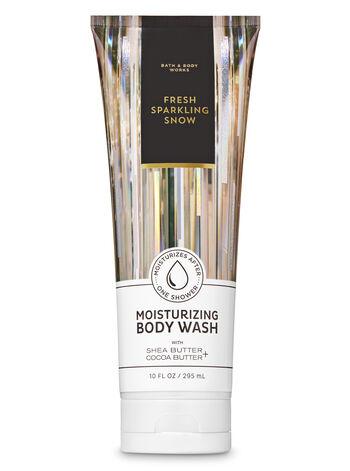 Fresh Sparkling Snow Moisturizing Body Wash - Bath And Body Works