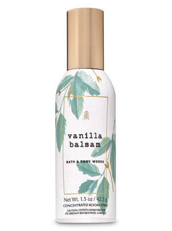 Vanilla Balsam Concentrated Room Spray - Bath And Body Works