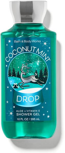 Coconut Mint Drop Shower Gel