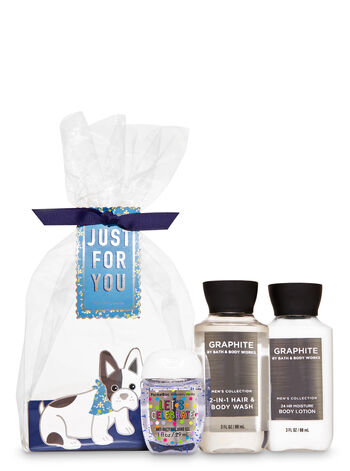 Graphite Mini Gift Set