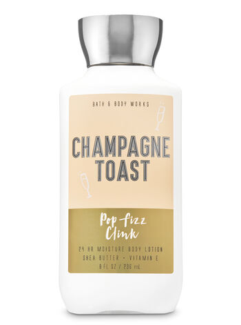 Signature Collection Champagne Toast Super Smooth Body Lotion - Bath And Body Works